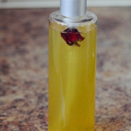 Vanilla Rose Hair Serum